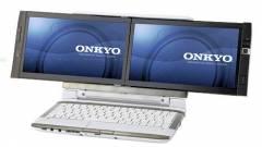 Két kijelzős netbook az Onkyo-tól kép