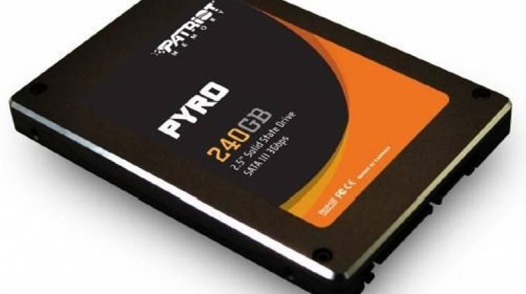 Pyro SSD-k a Patriottől kép