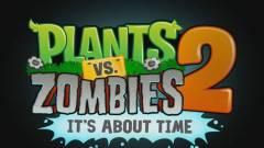 Plants vs. Zombies 2 teszt - begazolt hullák hajnala kép