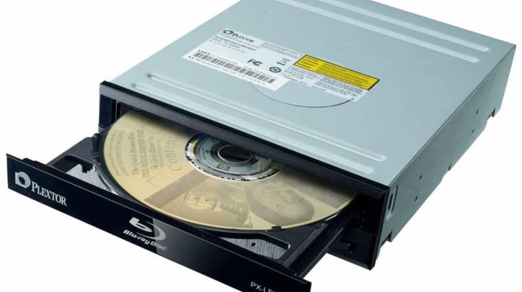 12x-es Blu-ray-író a Plextortól kép