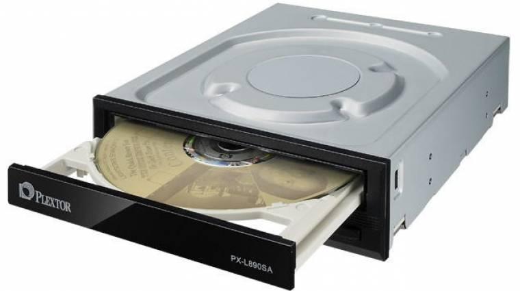 24x-es DVD-író a Plextortól kép
