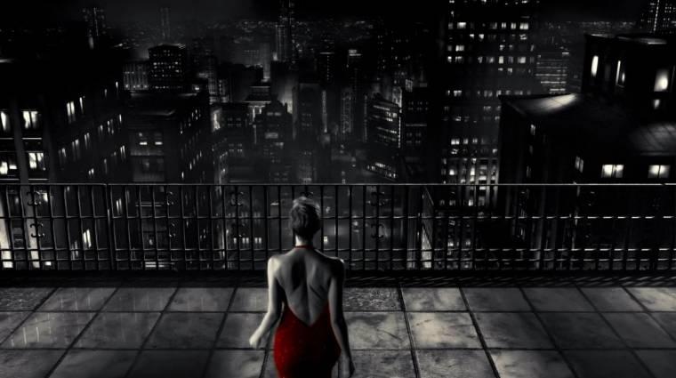 Kisképernyőre érkezik a Sin City kép