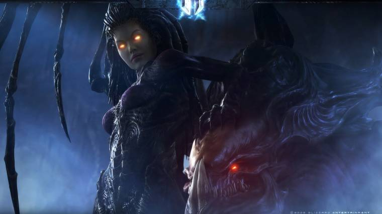 Már StarCraft II-vel is taníthatók a mesterséges intelligenciák bevezetőkép