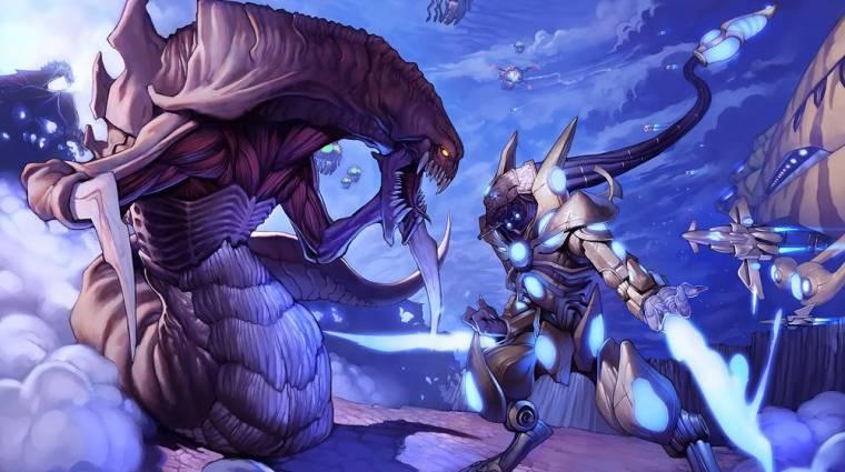 StarCraft II - így veri el egy 15 éves a világ egyik legjobb játékosát bevezetőkép