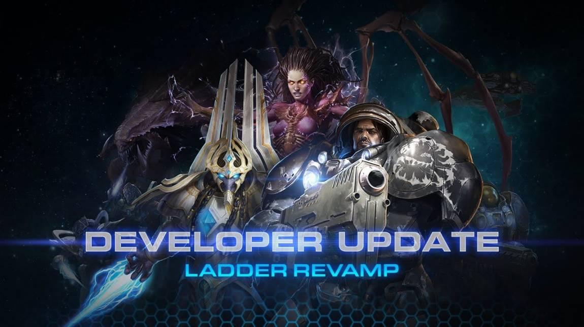 StarCraft II - így alakul át a ladder bevezetőkép