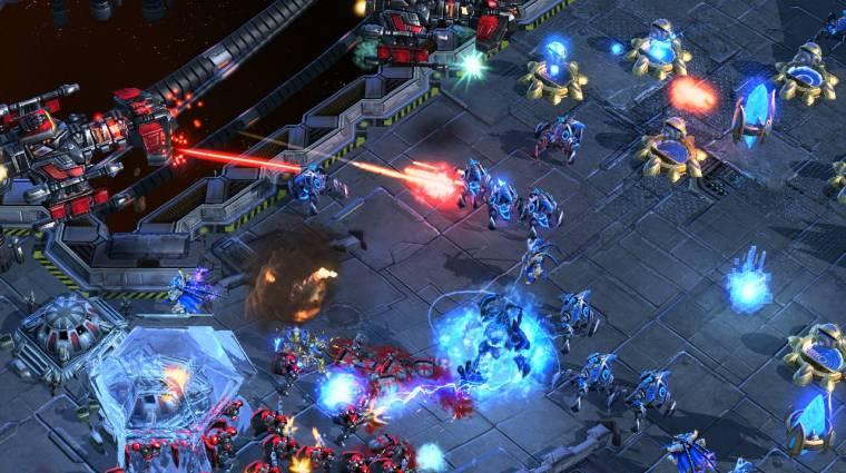BlizzCon 2017 - free-to-play lesz a StarCraft II bevezetőkép