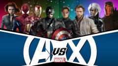 Ilyen lenne a Bosszúállók és az X-Menek összecsapása kép