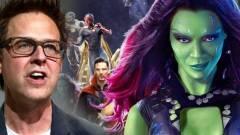 James Gunn szerint nem derült ki a Bosszúállók 4 címe kép