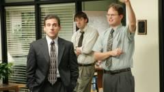 A The Office egyik kimaradt jelenetében a Mátrix kel életre kép