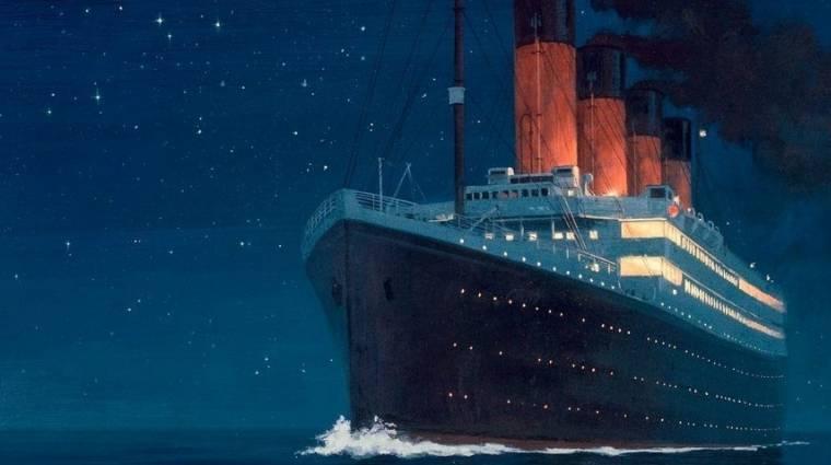 Néhány év múlva vízre száll a Titanic másolata kép