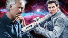 James Cameron és Tom Cruise majdnem csináltak egy valóban az űrben játszódó filmet kép
