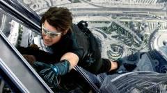 Tom Cruise elsőként forgat filmet a világűrben kép