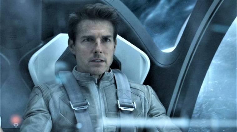 Tom Cruise elképesztő költségvetésből megy az űrbe forgatni bevezetőkép