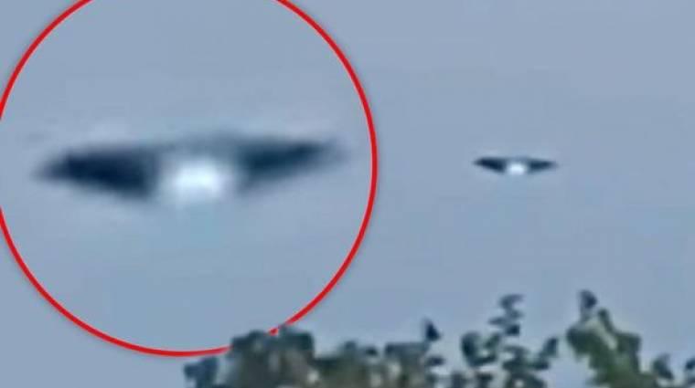 Megőrült az internet a New Jersey-ben látott UFO-tól kép
