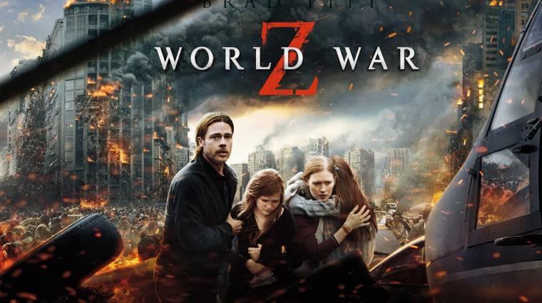 BRÉKING: Lehet, hogy törölték a Z világháború folytatását kép