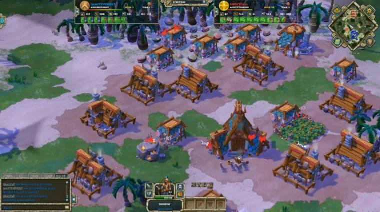 Age of Empires Online - Támadnak a Vikingek bevezetőkép