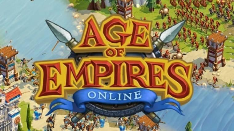 Bezárt az Age of Empires Online  bevezetőkép