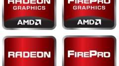 Elhagyja termékneveiből az ATI márkát az AMD kép