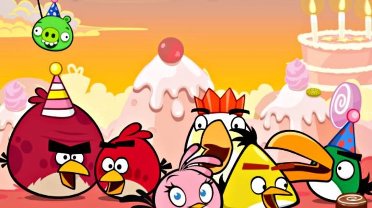 Egyslágeres cégek - kopik az Angry Birds fénye bevezetőkép