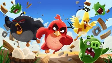 Angry Birds AR: Isle of Pig – a kiterjesztett valóságot is meghódítják a dühös madarak
