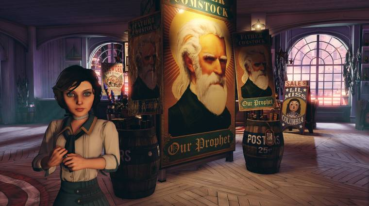BioShock Collection - végre jön a PS4-es és Xbox One-os gyűjtemény? bevezetőkép