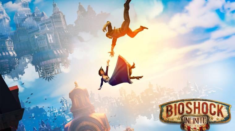 BioShock - biztos, hogy lesz folytatás bevezetőkép