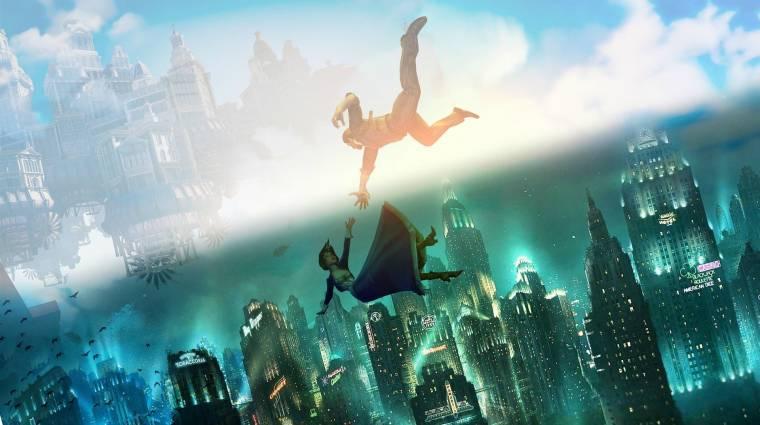 BioShock: The Collection - a hivatalos honlapon is felbukkant bevezetőkép