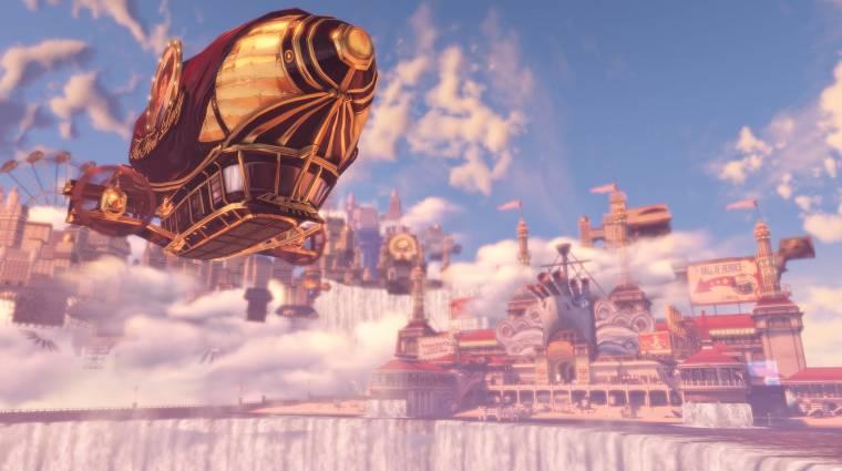 Több álláshirdetés is sejteni engedi, hogy milyen lesz a BioShock 4 bevezetőkép