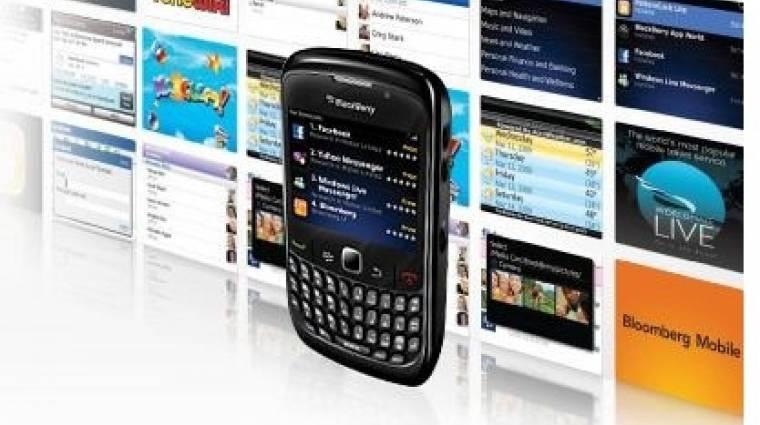 Június 27-én jön a BlackBerry Messenger kép