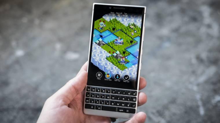 Most tényleg örökre kihalhatnak a BlackBerry mobilok kép