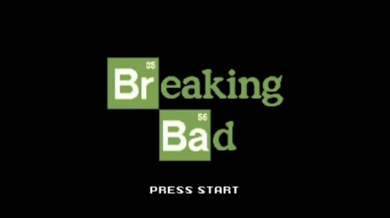 Ilyen lenne a Breaking Bad szöveges kalandjátékként  bevezetőkép