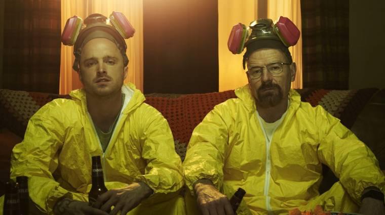 Akárcsak a Breaking Badben - kémiatanárok álltak neki meth-et főzni kép