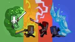 Castle Crashers Remastered - ha valaminek kellett az újrakeverés...  kép