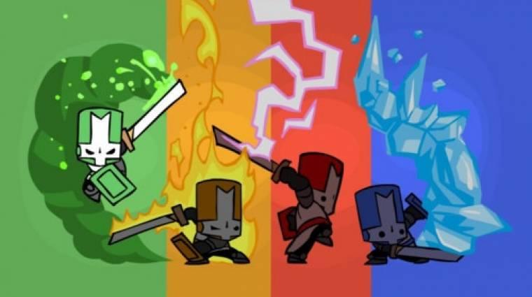 Castle Crashers - nemsokára érkezik PSN-re, addig itt az ára bevezetőkép