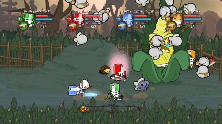 Castle Crashers és Borderlands - kompatibilisek lesznek Xbox One-nal? bevezetőkép