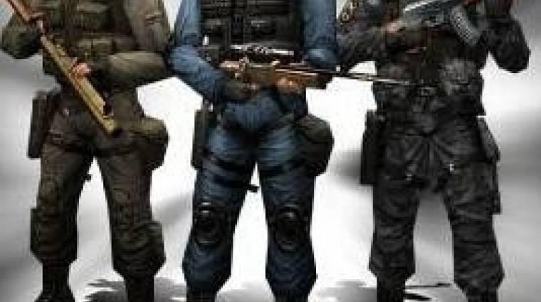 Counter-Strike Mobilra! - Critical-Strike: Portable teszt bevezetőkép