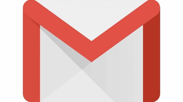 Új logót kapott a Gmail kép