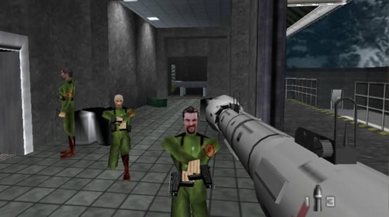 Modderek a Goldeneye 007 pályáit ültetik át a Half-Life: Alyxba bevezetőkép