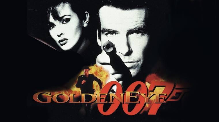 Akár te is kipróbálhatod, milyen lett volna az elkaszált GoldenEye 007 remaster bevezetőkép