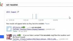 Továbbfejlesztette a Google valós idejű keresőjét kép