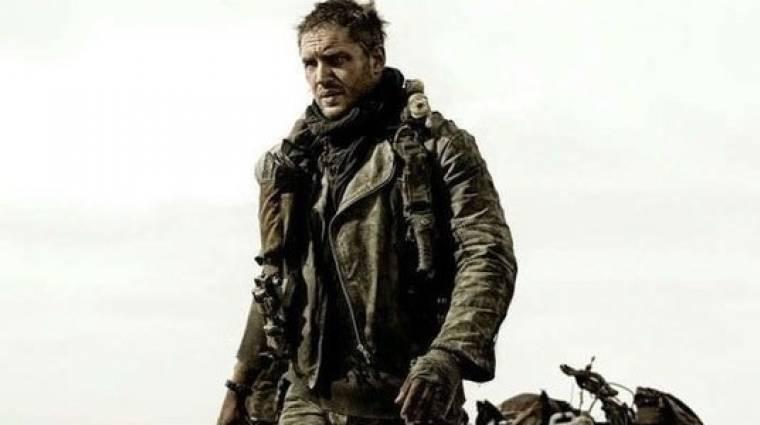 Comic-Con 2018 - Tom Hardy is szeretné folytatni a Mad Maxet kép