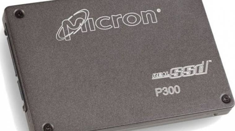 Micron: a notebookpiacnak hála egyre kelendőbbek az SSD-k kép