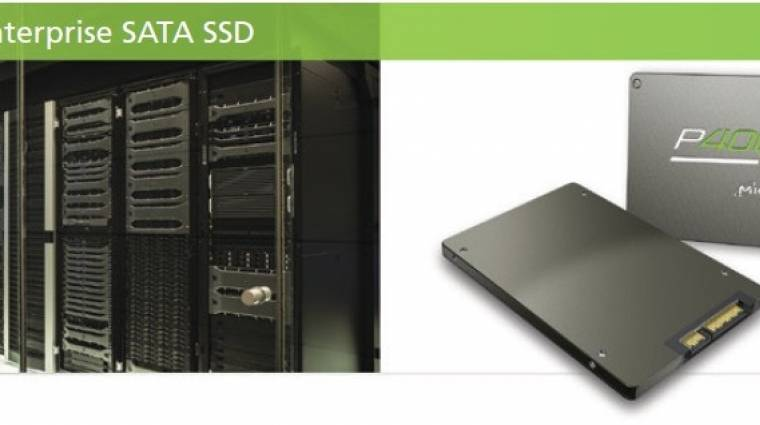 Hosszú életű SSD a Microntól kép