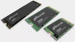 Bemutatkoztak a Micron első, otthoni felhasználásra szánt PCIe 4.0-s SSD-i kép