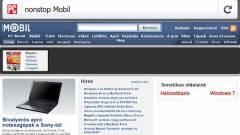 Kezd összeállni a mobilos Firefox kép