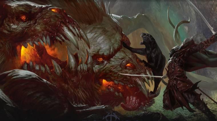 Neverwinter: Underdark bejelentés - R.A. Salvatore és az új kiegészítő bevezetőkép