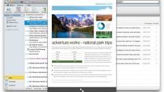 Itt az új Mac-es Office kép