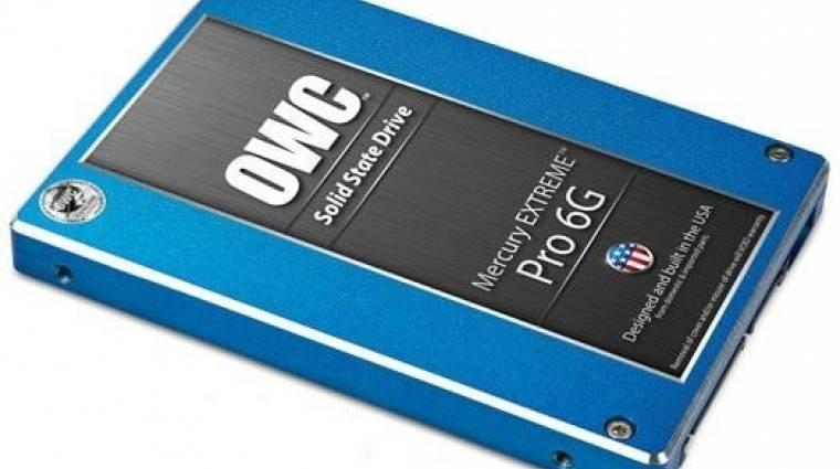 OWC Mercury Extreme Pro 6G - újabb gyors SSD kép