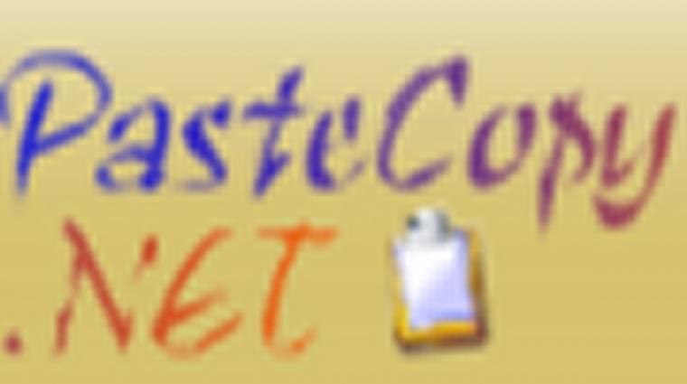 PasteCopy.NET 0.9 kép