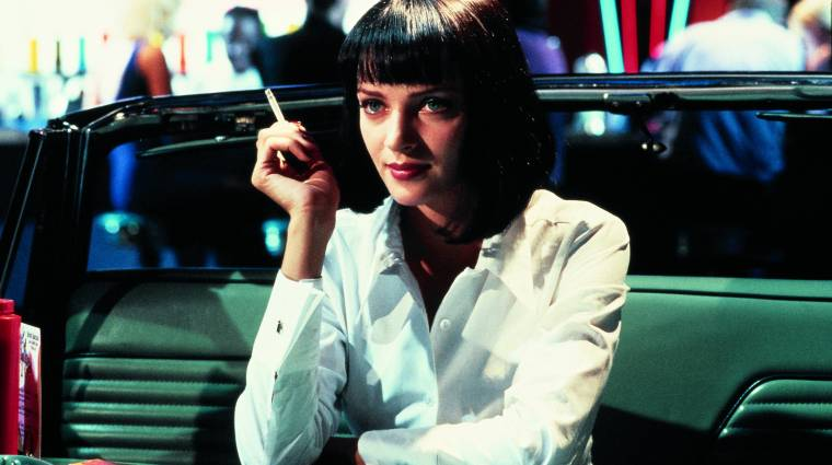Szeretnéd Uma Thurmant a szobádba? Nyerj Ponyvaregény plakátot! (Lezárva) kép